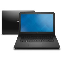 "Notebook Dell i14-5458-B35 Intel Core i5 5200U 14"" 4GB HD 1 TB"