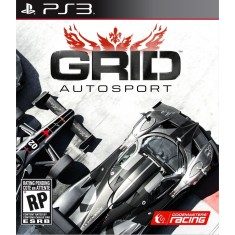 Jogo Grid Autosport PlayStation 3 Codemasters