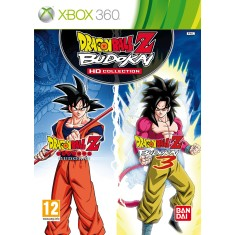 Jogo Dragon Ball Z Budokai HD Collection Xbox 360 Bandai Namco