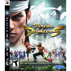 Jogo Virtua Fighter 5 PlayStation 3 Sega