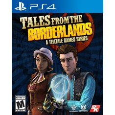 Jogo Tales from the Borderlands PS4 2K