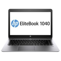 "Notebook HP EliteBook Folio Intel Core i5 5200U 5ª Geração 4GB de RAM SSD 256 GB 14"" Windows 10 Pro 1040 G2"