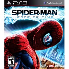 Jogo Spiderman Edge of Time PlayStation 3 Activision