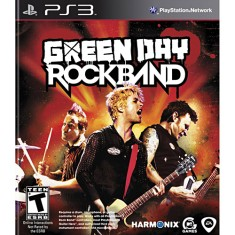 Jogo Rock Band: Green Day PlayStation 3 EA