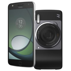 Smartphone Motorola Moto Z Play Hasselblad True Zoom 32GB XT1635-02