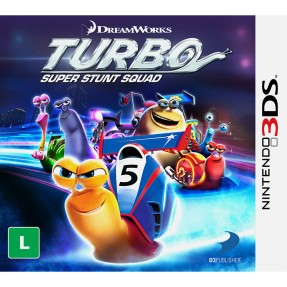 Jogo Turbo: Super Stunt Squad D3 Publisher Nintendo 3DS