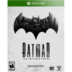 Jogo Batman The Telltale Series Xbox One Telltale