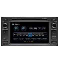 "Central Multimídia Automotiva H-Buster 6 "" HBO-8920TO Touchscreen Bluetooth"