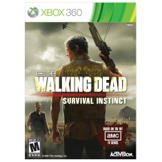 Jogo The Walking Dead: Survival Instinct Xbox 360 Activision
