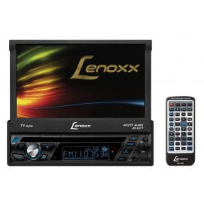 "DVD Player Automotivo Lenoxx Sound 7 "" AD-2677"