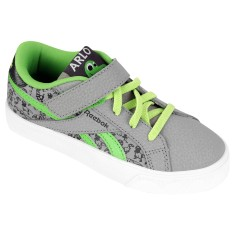 Tênis Reebok Infantil (Menino) Casual Good Dino Court Low