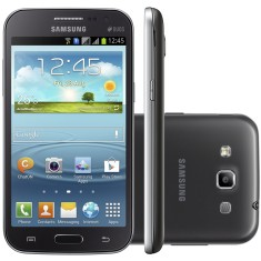 Smartphone Samsung Galaxy Win Duos 8GB GT-I8552 5,0 MP 2 Chips Android 4.1 (Jelly Bean) Wi-Fi 3G
