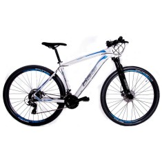 Bicicleta Mountain Bike Oggi 24 Marchas Aro 29 Suspensão Dianteira Big Wheel 7.0
