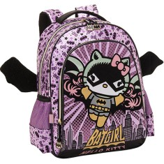 Mochila Escolar PCF Global Hello Kitty Comics Bat Girl G 964B04