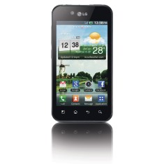 Smartphone LG Optimus 2X 8GB P990 8,0 MP Android 2.2 (FroYo) Wi-Fi 3G