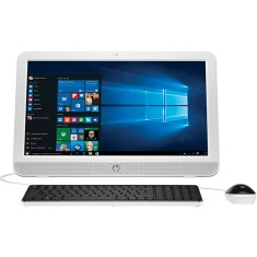 All in One HP Intel Celeron N3050 1,60 GHz 2 GB HD 500 GB Intel HD Graphics DVD-RW Windows 10 Home 20-E001br