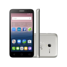 Smartphone Alcatel Pop 3 8GB 5054A 13,0 MP 2 Chips Android 5.1 (Lollipop) 3G 4G Wi-Fi