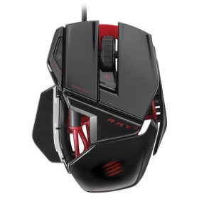 Mouse Óptico Gamer USB R.A.T.3 - Mad Catz