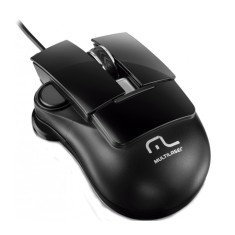 Mouse Óptico Notebook USB MO190 - Multilaser
