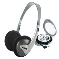 Headphone com Microfone Coby CVH89