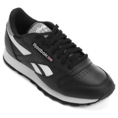 Tênis Reebok Masculino Casual Classic Leather Pop