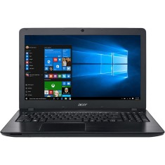 "Notebook Acer Aspire F Intel Core i5 6200U 6ª Geração 8GB de RAM HD 1 TB 15,6"" Windows 10 Home F5-573-521B"