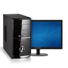 PC Neologic Intel Core i5 4440 3,10 GHz 4 GB HD 500 GB DVD-RW Windows 7 NLI48171