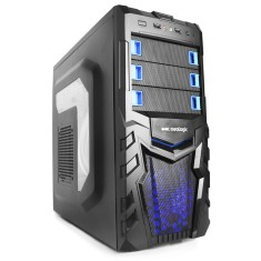 PC Neologic Intel Core i3 6100 4 GB HD 1 TB GeForce GTX 950 Moba Box Nli57804