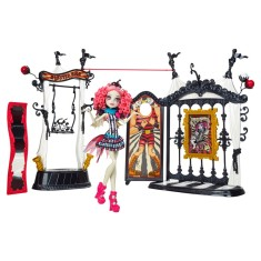 Boneca Monster High Circo da Rochelle Mattel