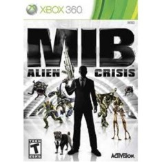Jogo Men in Black: Alien Crisis Xbox 360 Activision