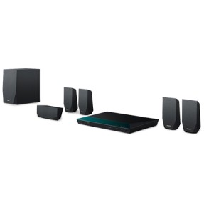 Home Theater Sony com Blu-Ray 3D 1.000 W 5.1 Canais 1 HDMI BDV-E2100