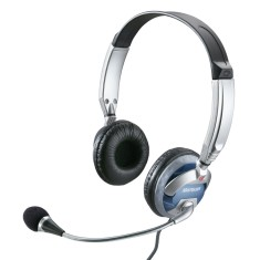 Headset com Microfone Multilaser PH026