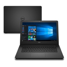 "Notebook Dell Inspiron 5000 Intel Core i5 5200U 8GB de RAM HD 1 TB 14"" Windows 10 Home I14-5458-B37P"