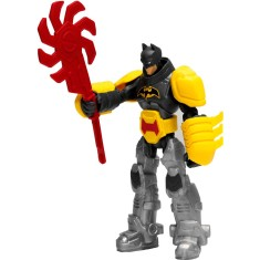 Boneco Batman Power Attack Y1239 - Mattel