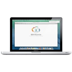 "Macbook Pro Apple Intel Core i5 4GB de RAM HD 500 GB LED 13,3"" Mac OS X Mavericks MD101"