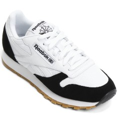 Tênis Reebok Masculino Casual Classic Leather Spp