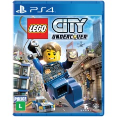 Jogo Lego City Undercover PS4 Warner Bros