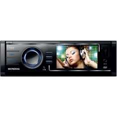 "DVD Player Automotivo Mondial 3 "" AR-02 USB"
