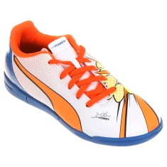 Tênis Puma Masculino Evopower 4.2 Pop IT Futsal