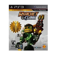 Jogo Ratchet & Clank Collection PlayStation 3 Sony