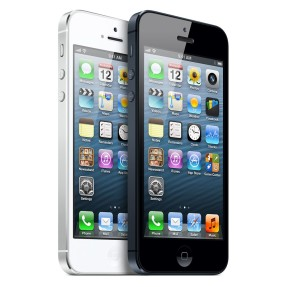Smartphone Apple iPhone 5 16GB Câmera 8,0 MP Desbloqueado Wi-Fi 3G