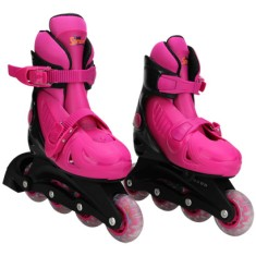 Patins In-Line Bel Fix Radical Rollers