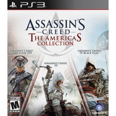 Jogo Assassin's Creed: The Americas Collection PlayStation 3 Ubisoft