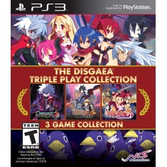 Jogo The Disgaea: Triple Play Collection PlayStation 3 NIS