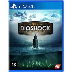 Jogo BioShock The Collection PS4 2K