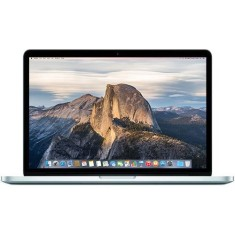 "Macbook Pro Apple Intel Core i5 5ª Geração 8GB de RAM SSD 128 GB Retina 13,3"" Mac OS X Yosimite MF839"