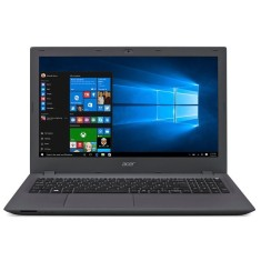 "Notebook Acer Aspire E5 Intel Core i7 6500U 16GB de RAM SSD 480 GB 15,6"" Windows 10 Home E5-574G-75ME"