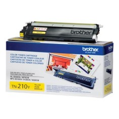 Toner Amarelo Brother TN-210Y