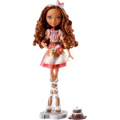 Boneca Ever After High Cobertas De Doce Cedar Wood Mattel
