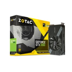 Placa de Video NVIDIA GeForce GTX 1060 3 GB GDDR5 192 Bits Zotac ZT-P10610A-10L